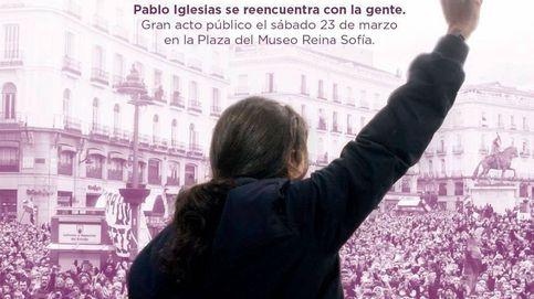 Un tango para el regreso derrotado de Pablo Iglesias