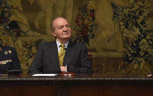 El primer cumpleaños del Rey Don Juan Carlos alejado del trono