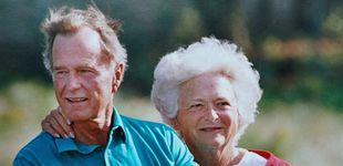 Post de La doble vida de George y Barbara Bush: infidelidad, depresión y ambición
