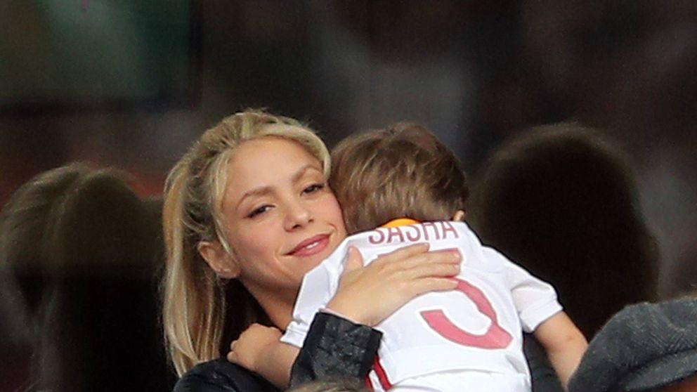 Shakira agradece las muestras de apoyo y confirma que su hijo Sasha ya está en casa