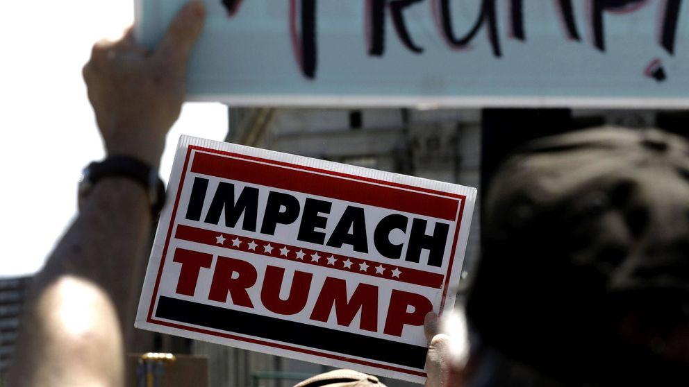 Claves del 'impeachment' contra Trump: cómo funciona y sus precedentes