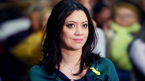 Marcela Topor, la ex primera dama que ejerce de presidenta del independentismo