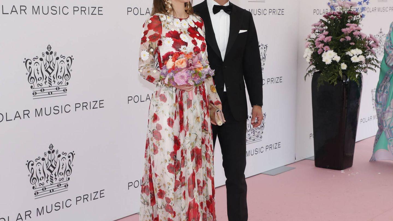 Carlos Felipe y Sofía de Suecia en el Polar Music Prize. (Cordon Press)