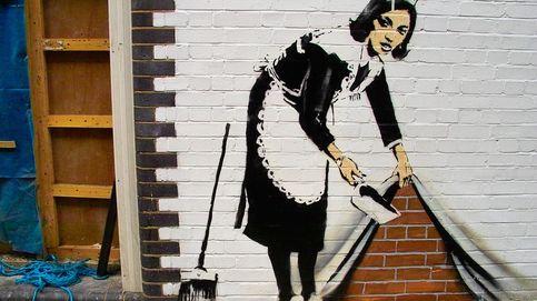 Mejores De Las Intervenciones Urbanas Banksy BWQdCxroeE