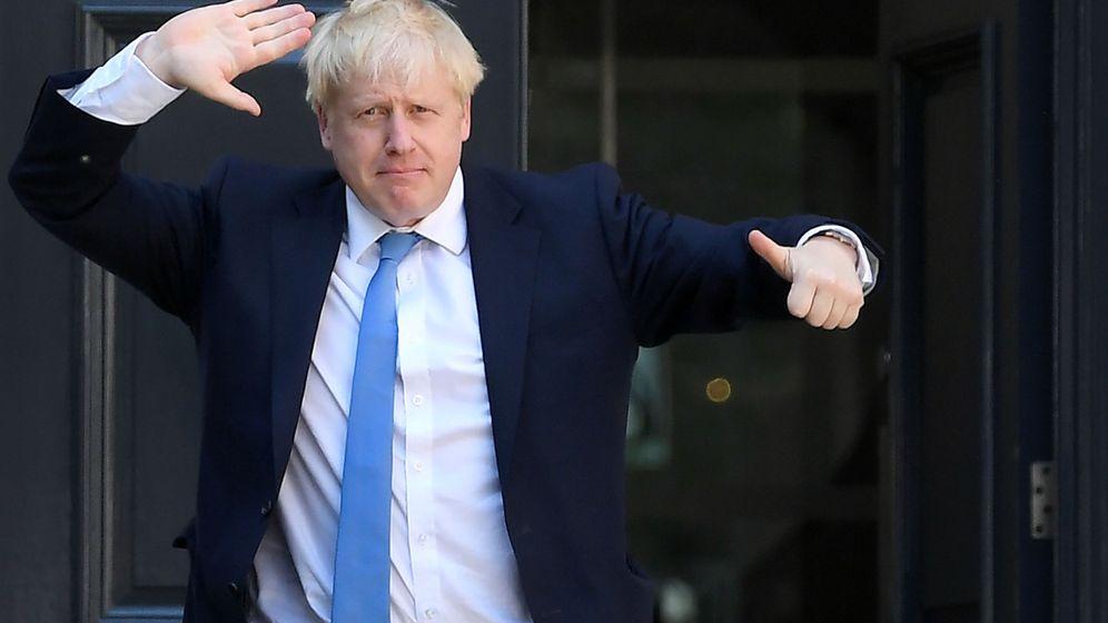 Foto: Boris Johnson, nuevo primer ministro británico. (Reuters)