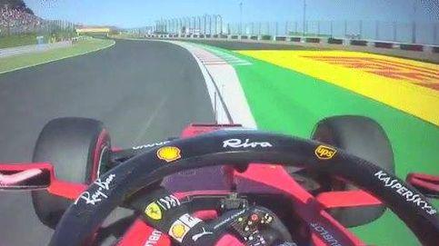 Pilotar un Fórmula 1 con una mano en la mítica 130R, ¿genialidad o irresponsabilidad?