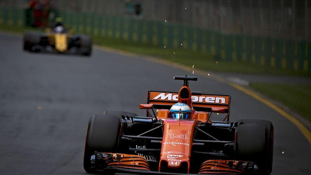 Entre la frustración y el hambre del ganador: Alonso sigue tirando del carro