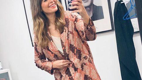 Nuria Roca tiene los pantalones vaqueros más favorecedores de Zara