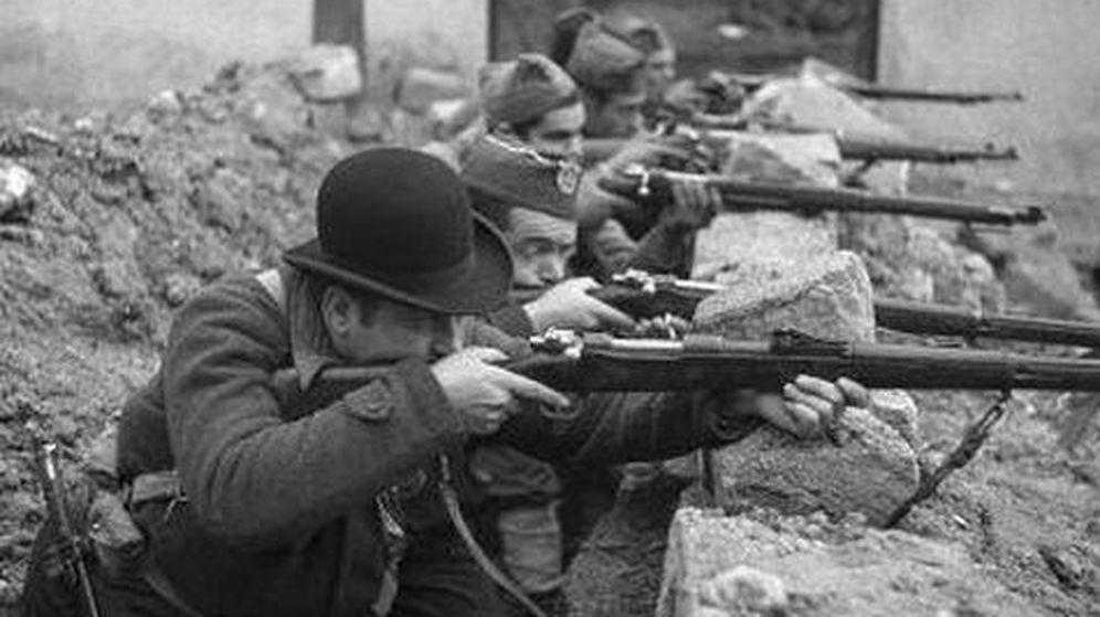 Foto: Guerra Civil española