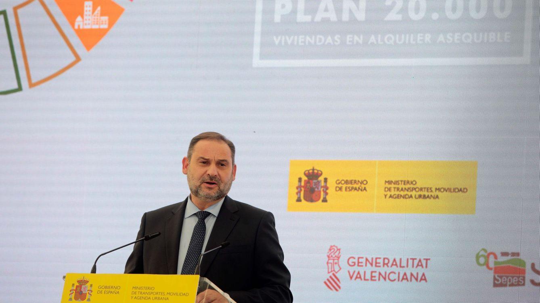 Ofensiva de Ábalos para cofinanciar pisos sociales con ayuntamientos de toda España