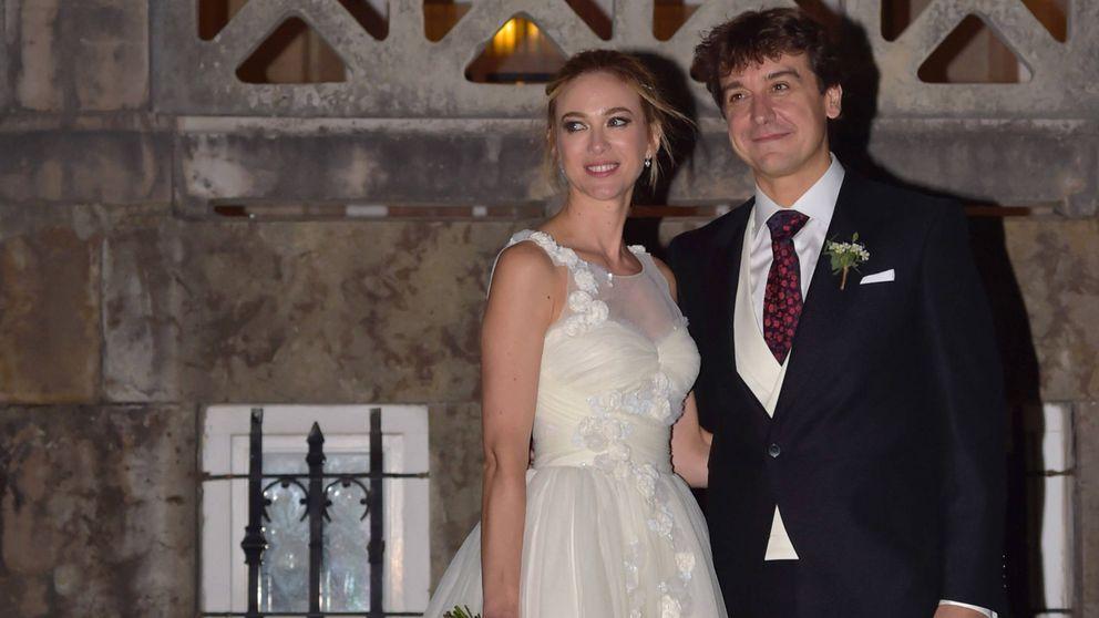 Marta Hazas paraliza Santander con su boda de cuento de hadas