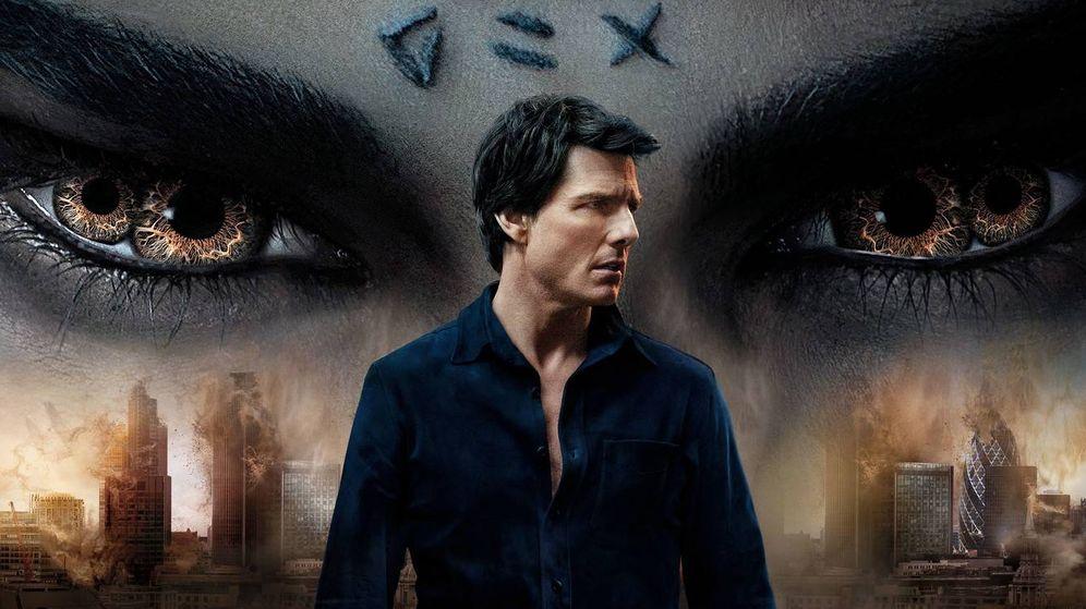 Foto: Tom Cruise en 'La momia'