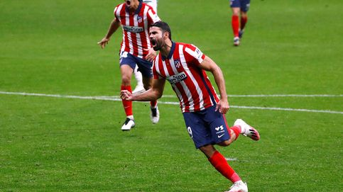 Diego Costa se va gratis del Atlético después de que el club pagase 66 millones en 2017