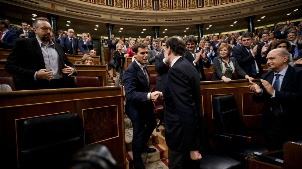 Cs engorda a costa de los demás: el flujo de votos de PP y PSOE aumenta