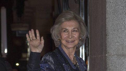 El 'facetime' de Juan Carlos y la tarta de Pilar: secretos de la fiesta de la infanta Margarita