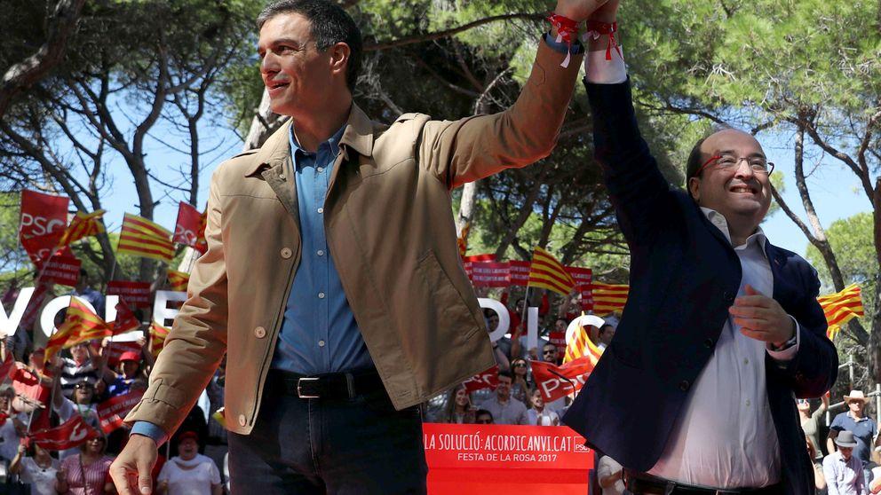 El PSOE logra el sí a su comisión para Cataluña antes del 1-O con apoyo del PP