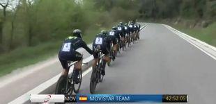 Post de Los cálculos de Contador y Froome saltan por los aires: sanción a Valverde