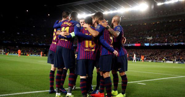 Barcelona-Manchester United, en los cuartos de final de la Liga de Campeones