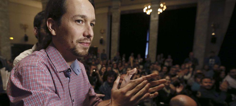 Foto: El líder de Podemos, Pablo Iglesias (EFE).