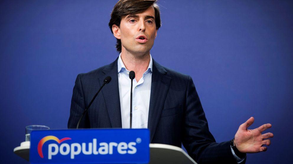 El PP acusa a Sánchez de usar la Constitución para blanquear la negociación de investidura
