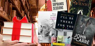 Post de Seis propuestas para regalar libros de series estas navidades