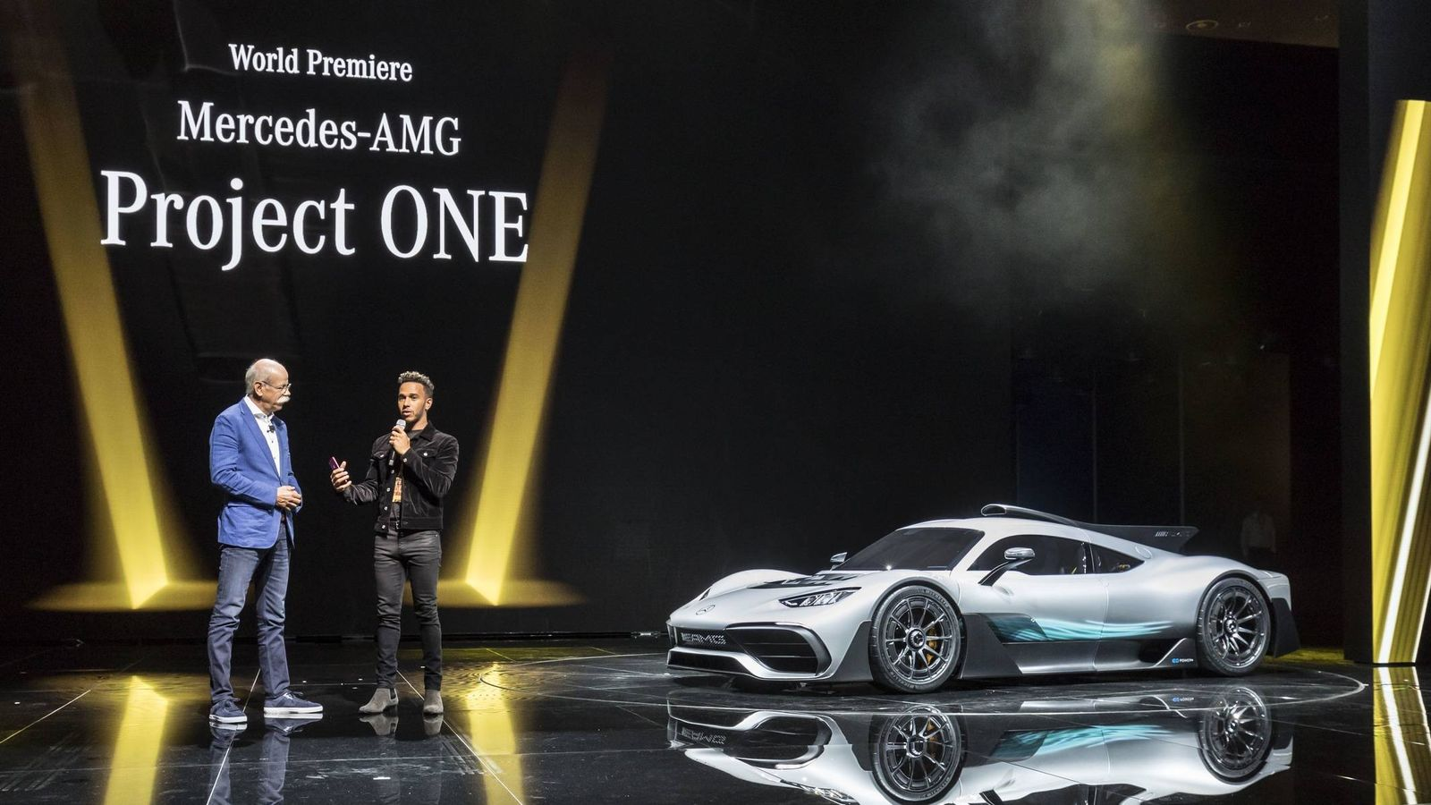 Mercedes: Los coches eléctricos marcan el ritmo en el Salón de ...