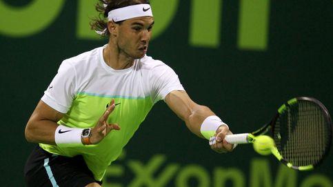 Así vivimos en directo las 'semis' del torneo de Doha entre Nadal y Marchenko