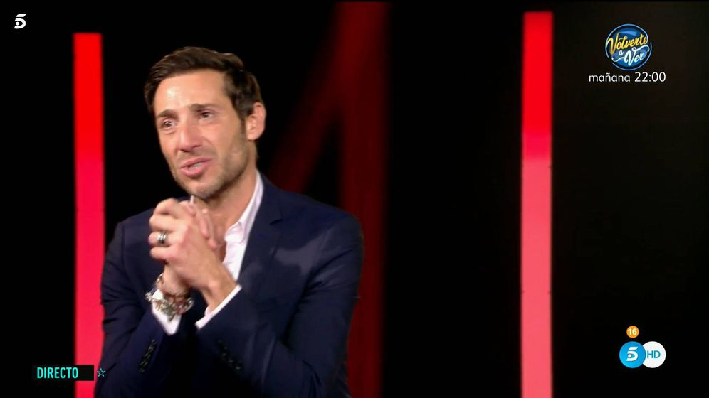 Foto: Antonio David Flores, en 'GH VIP 7'. (Telecinco)