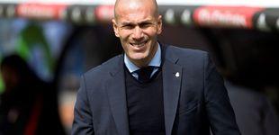Post de La venganza de Zidane para no hacer el pasillo al Barcelona en el Camp Nou