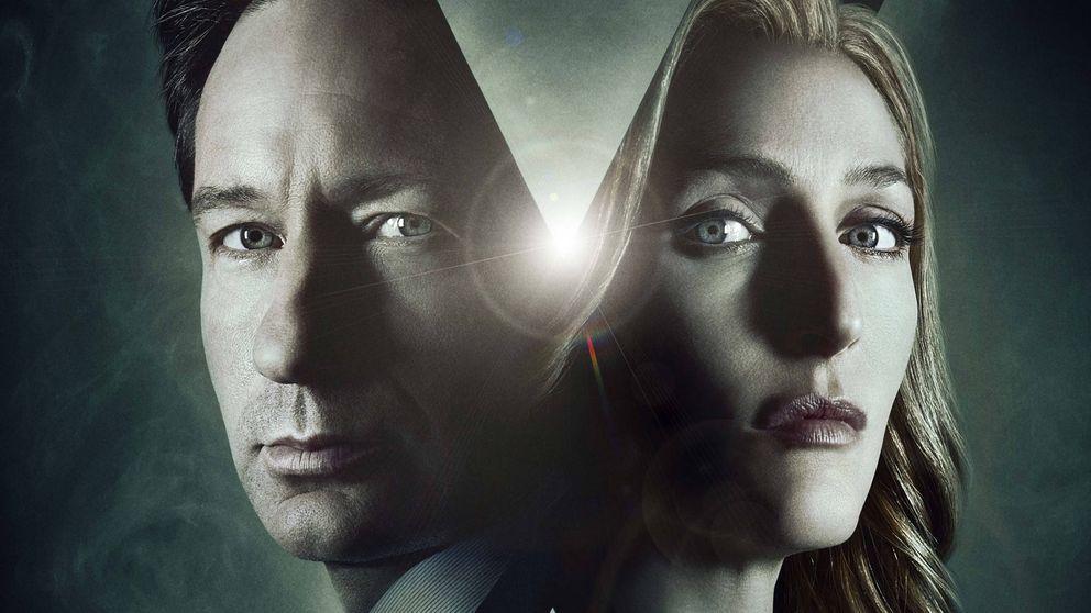 Cuatro emitirá el reencuentro de Mulder y Scully en 'Expediente X'