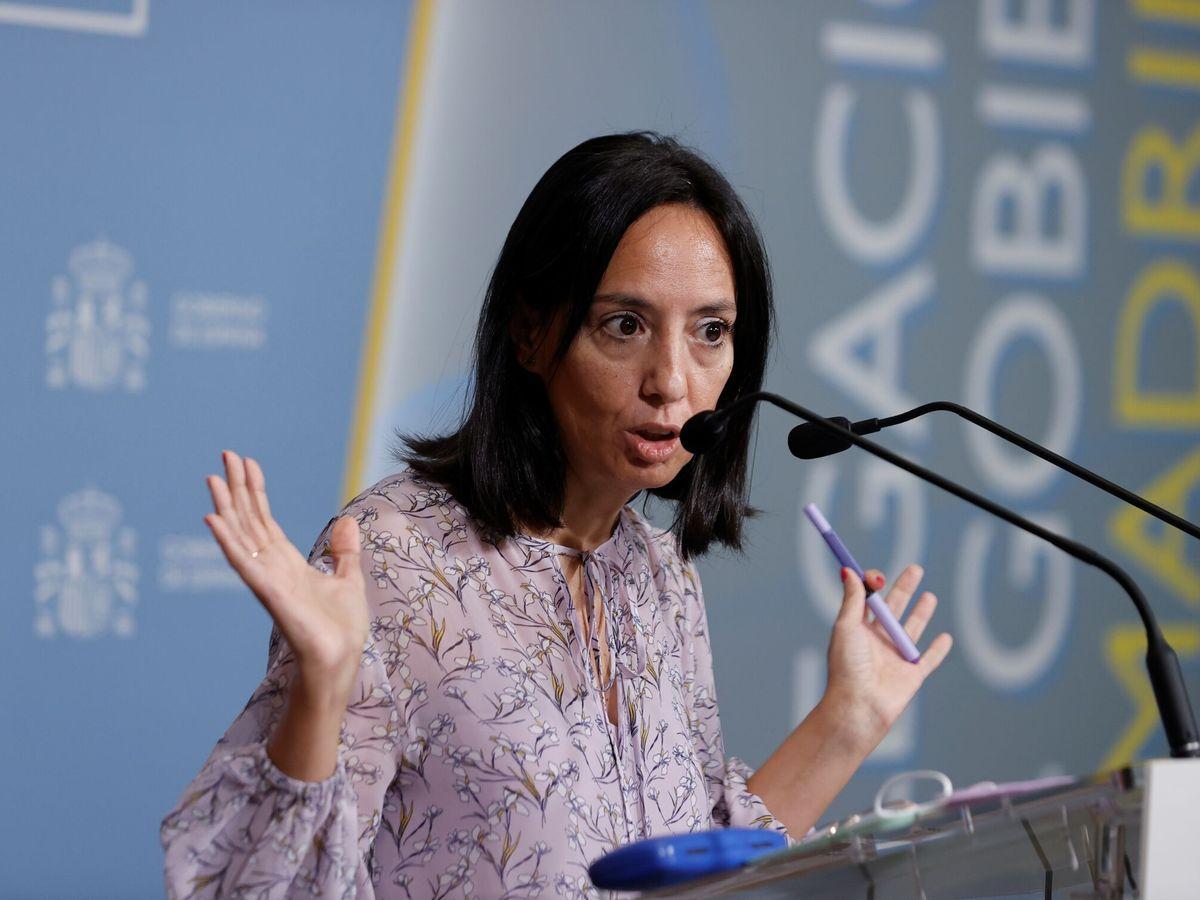 Foto: La delegada del Gobierno en la Comunidad de Madrid, Mercedes González. (EFE)