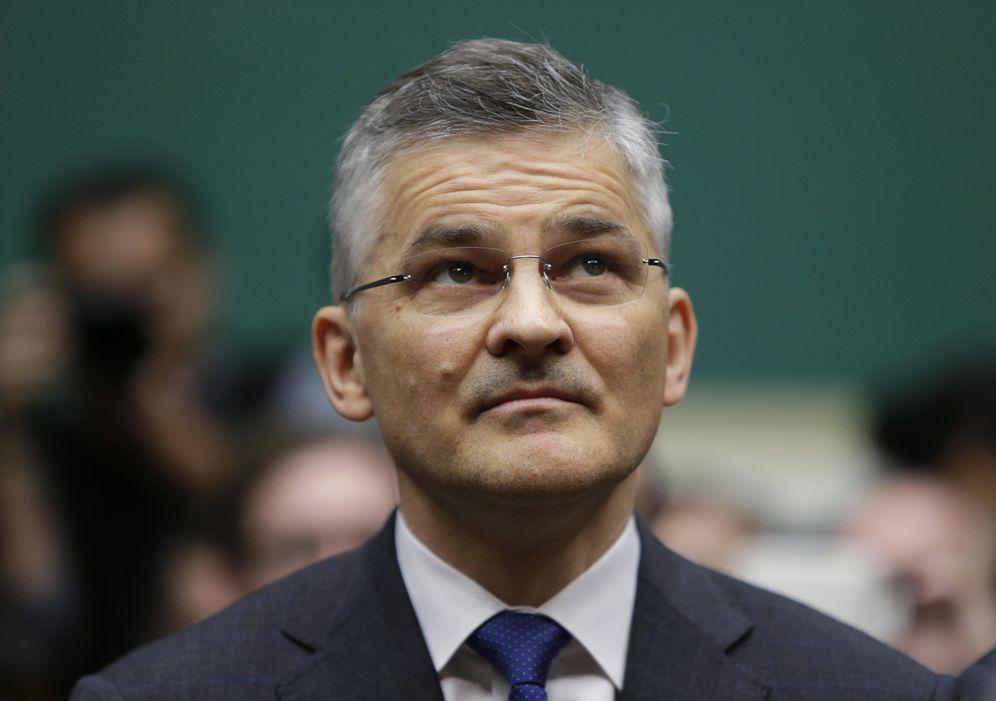 Foto: Michael Horn, CEO de la división americana de Volkswagen. (Reuters)