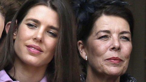 Carolina de Mónaco cumple 59 años cediendo el testigo 'cuore' a Carlota