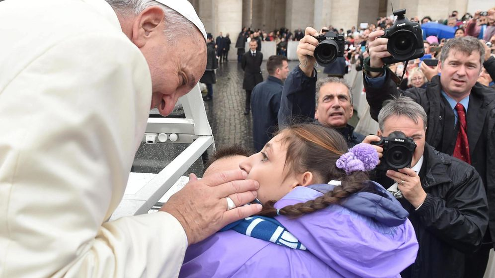 Foto: La lotería papal recauda dinero a favor de los más necesitados