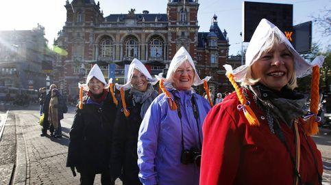 En Ámsterdam no caben más turistas: Vivir aquí se ha convertido en una pesadilla