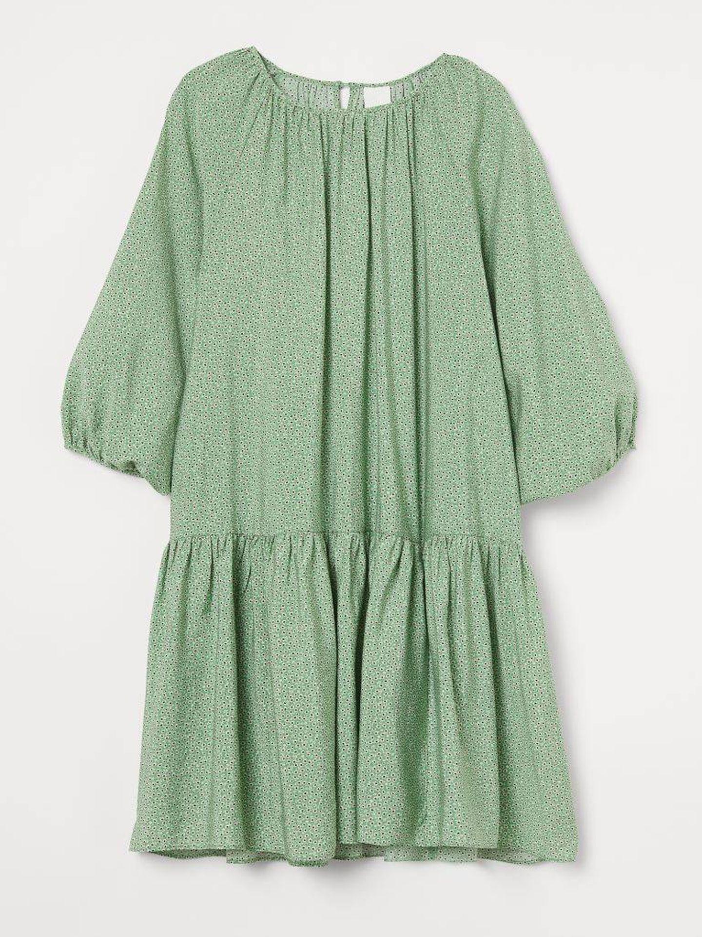 El vestido de H&M. (Cortesía)