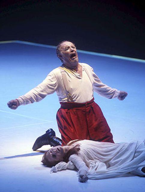 Leo Nucci, primer bis en un ópera en el Real