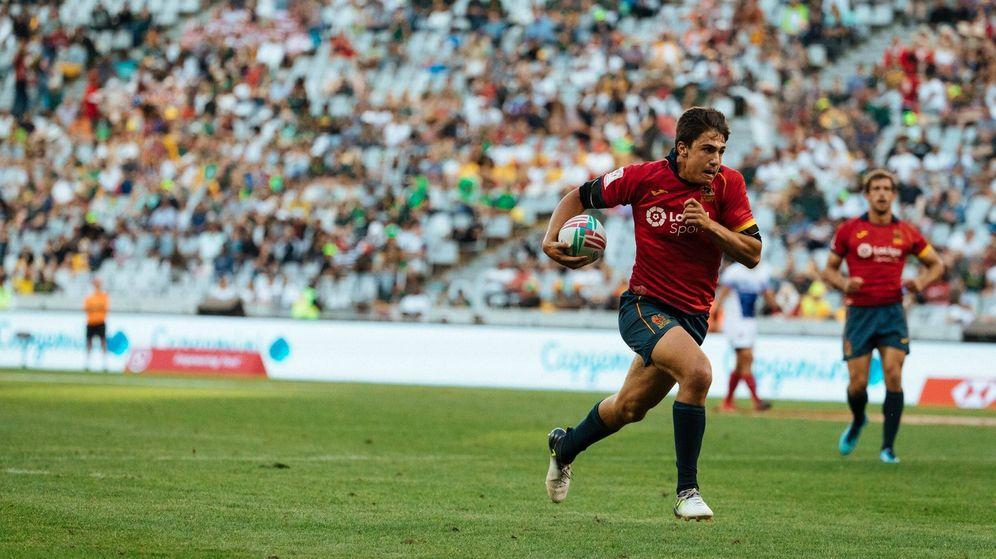 Foto: España se abre un hueco entre las potencias mundiales del rugby.