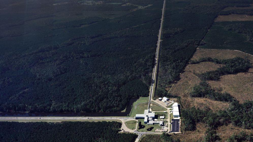 Foto: Observatorio Estadounidense de Interferometría Láser (LIGO). (EFE)