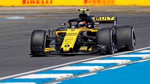 Cuando Sainz no pierde la esperanza con el bajón de Renault y el lío con su futuro