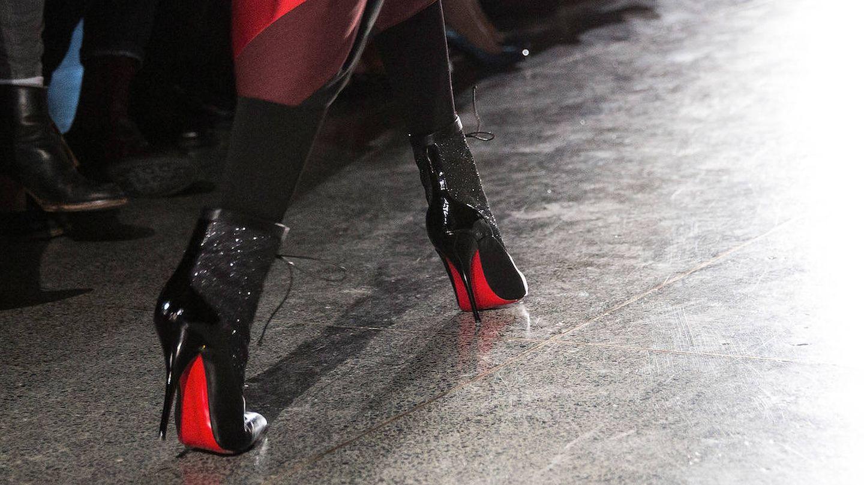 Zapatos de Louboutin (Getty).