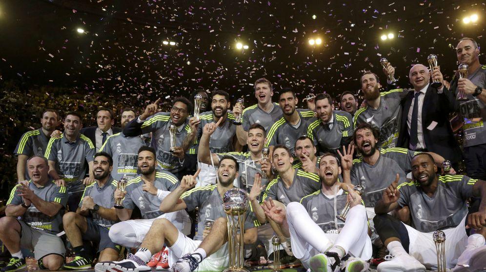 Foto: El Real Madrid ganó en 2016 su tercer título seguido. ¿Ganará en 2016 el tercero? (Lavandeira Jr/EFE)