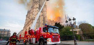 Post de El incendio de un hospital a las afueras de París deja un muerto y ocho heridos