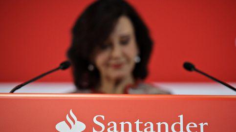 Botín y consejeros del Santander reciben más de 2,4 M por sus bonus en diferido