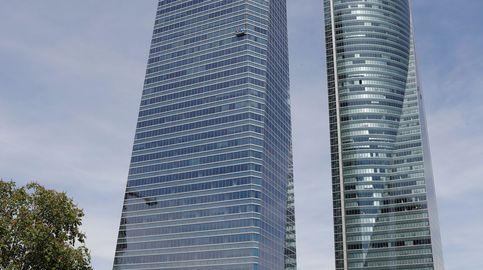 Detenido el autor de la falsa amenaza de bomba en Torre Espacio (Madrid)