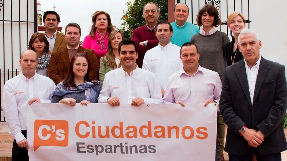 Espartinas: el único alcalde andaluz de Ciudadanos… si PSOE y PP lo permiten