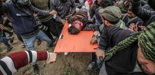 Post de Dos palestinos muertos en la marcha para pedir el fin del bloqueo a Gaza