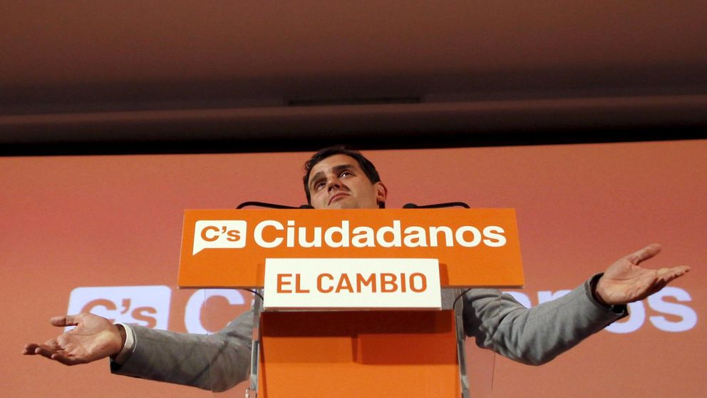 Los 'desencantados' con Albert Rivera se unen para crear un único sector crítico