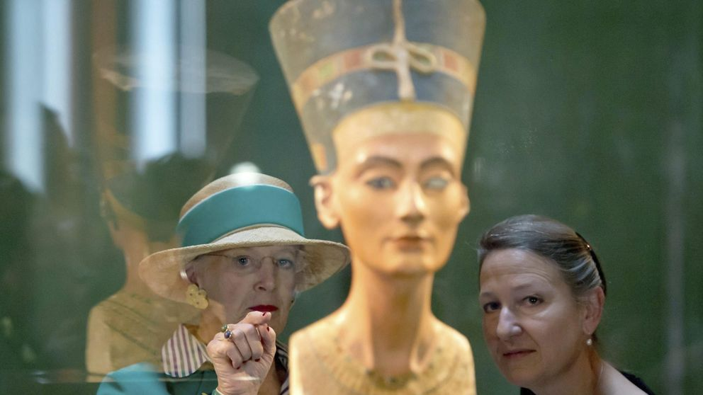 El misterio de las puertas secretas en la tumba de Tutankhamon