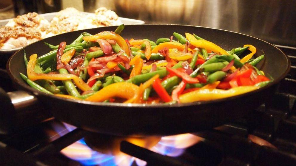 Cuatro formas de cocinar las verduras para que sepan ricas